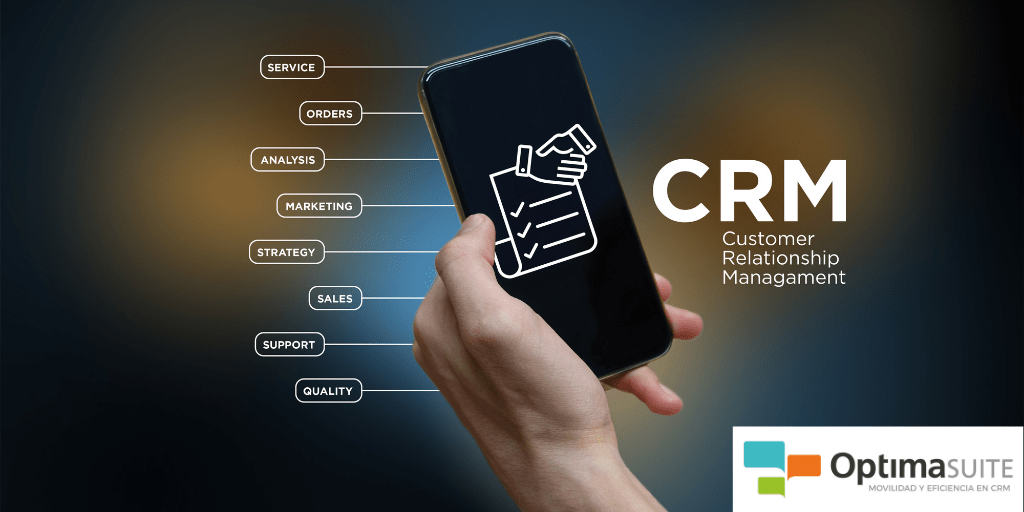 3 motivos por los que deberías implementar un CRM - Optimesuite
